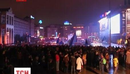 """Обновленный обзор событий, происходящих на """"объединенном"""" Майдане"""