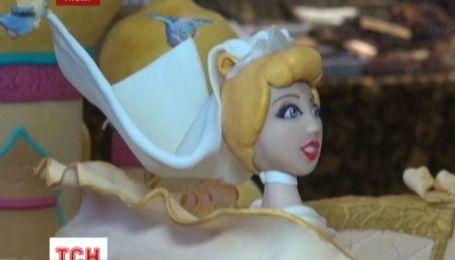 В Італії відкрилася міжнародна виставка тортів