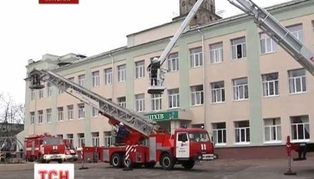 У Житомирі пройшли навчання служб оперативного реагування