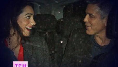 Джордж Клуни встречается с адвокатом Джулиана Ассанжа