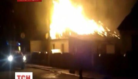 На Житомирщині пожежники приїхали на виклик п'яними