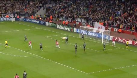 Арсенал - Наполи - 1:0. Видео гола Озила