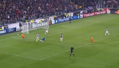 Ювентус - Реал - 1:1. Видео гола Роналду