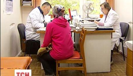 Украинцы готовятся встретить осенний грипп