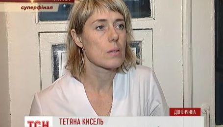 Неизвестные устроили погром в Мариупольском роддоме