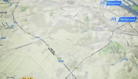 На київському масиві Теремки відкрили станцію метро