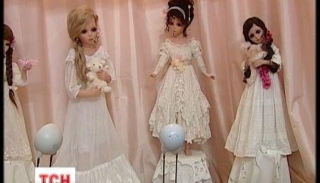 В Киеве куклы со всего мира будут соревноваться за звание лучшей