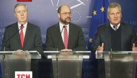 В Европе надеются на налаживание ситуации в Украине
