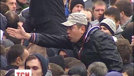 Началась битва за билеты на матч между сборными Украины и Франции