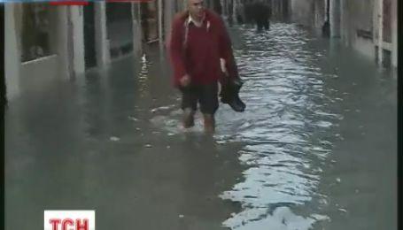 """""""Мойсей"""" врятує Венецію від занурення у море"""
