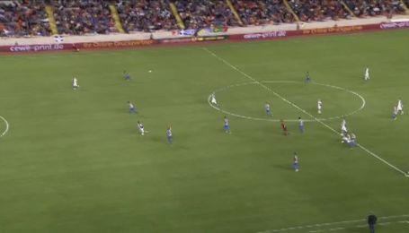 АПОЕЛ - Айнтрахт - 0:3. Відео матчу