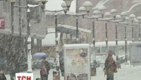 Снежный коллапс парализовал Боснию