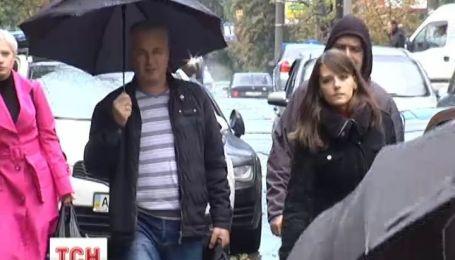Синоптики прогнозируют дожди по всей Украине