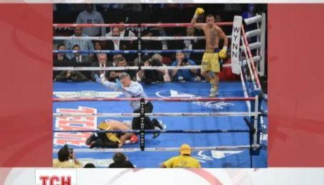 Василий Ломаченко уверенно идет на вершину профессионального бокса