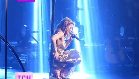 Тина Кароль отыграла первый концерт своего тура