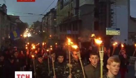 Центр Києва перекриють. Сьогодні прихильники УПА святкують день її створення