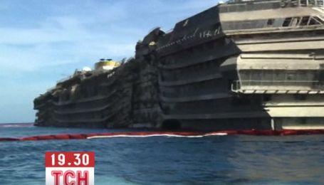 Найденные ценности на Costa Concordia вернут владельцам