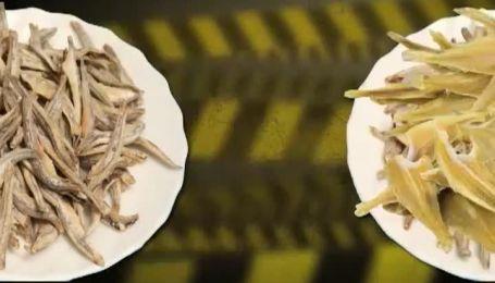 Рейтинг опасной еды для ленивых