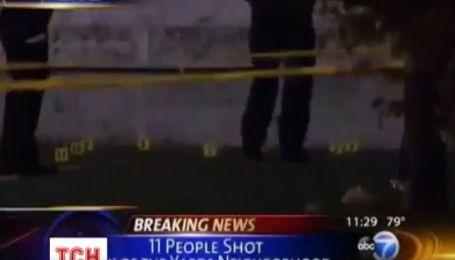 Нова стрілянина у США. У Чикаго невідомі відкрили вогонь на баскетбольному майданчику