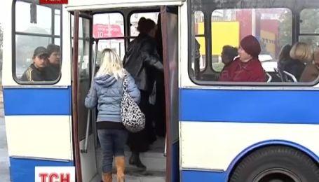 В Ровно заговорили троллейбусы