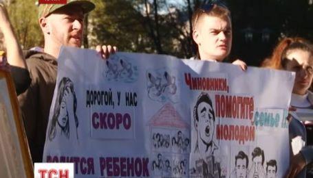 Массовым голоданием угрожают жители симферопольских общежитий