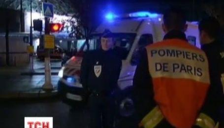 """Вибух у паризькому """"Палаці спорту"""" забрав життя однієї людини"""