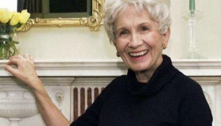 Канадська письменниця Еліс Мунро отримала Нобелівську премію з літератури