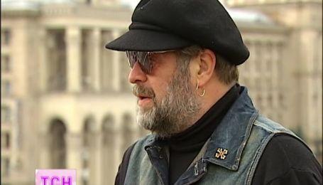 Борис Гребенщиков устроил себе выходной в украинской столице