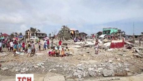 """На Філіппінах вже оговтуються від наслідків тайфуну """"Хайянь"""""""