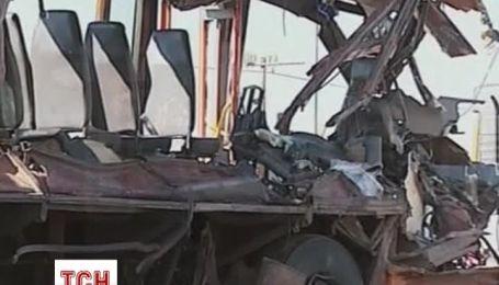 Три десятки людей загинули в аварії автобуса в ПАР
