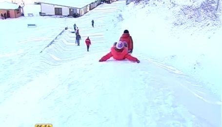 """Туристичний комплекс """"Буковель"""" цього тижня розпочинає лижний сезон"""