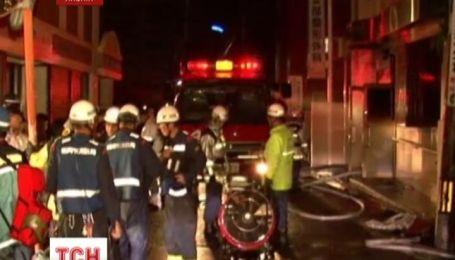 Десять человек погибли во время пожара в японской больнице