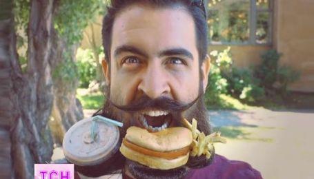 Сорвиголова стал звездой Интернета благодаря своей бороде