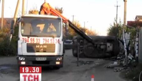 Два позашляховики зіштовхнулися на Одещині
