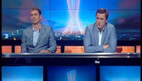 Турнірна таблиця групи Чорноморця у Лізі Європи