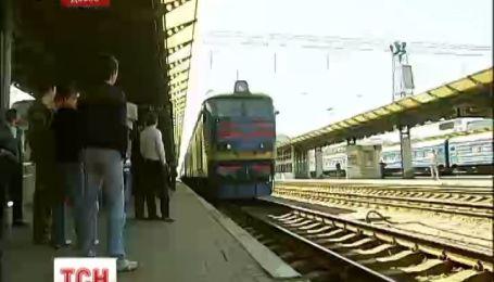 Подорож потягом з пересадною необхідно оформляти одним проїзним