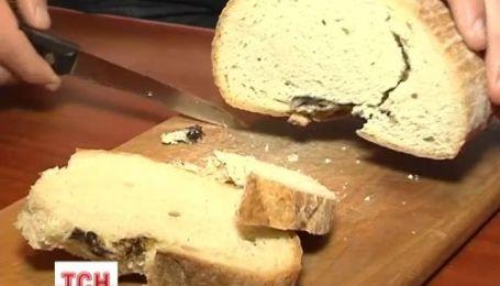 Родина з Вінниці, яка наїлася хліба із запеченим гризуном, позиватиметься до виробника