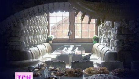 В Швейцарии создали бар из костей