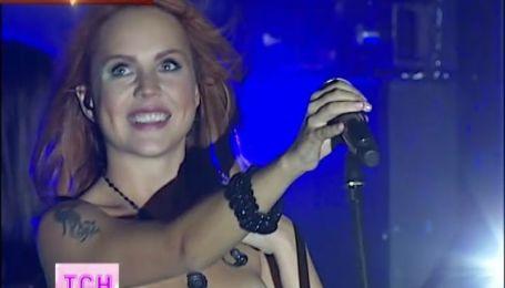 Некогда популярная певица Максим ныне гастролирует лишь по окрестностям Киева
