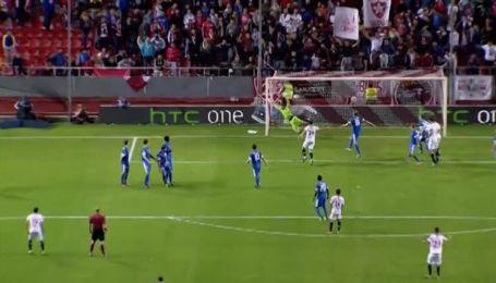 Севилья - Слован - 1:1. Видео матча