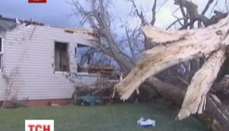 Ряд торнадо в США унес жизни, по меньшей мере, шести человек