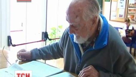 Найстарішому іспанцю виповнилося 107 років