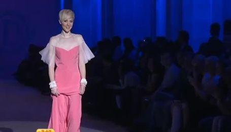 Ведущие 1 +1 показали специальную коллекцию, разработанную украинскими дизайнерами