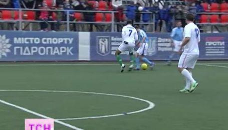 Министерские чиновники обыграли столичных в футбол