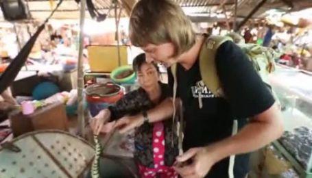В'єтнамські гастрономічні смаки - жирні щурі та змії