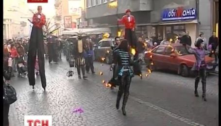У Львові бурлить унікальний театральний фестиваль «Золотий Лев»