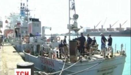 Трех украинских моряков судят сегодня в Индии