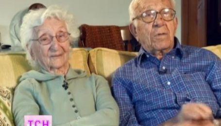 Річницю найдовшого у світі шлюбу відсвяткували американські пенсіонери