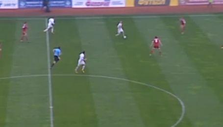 Металлург Запорожье - Металлург Донецк - 0:0. видео матча