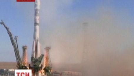 Олимпийский огонь направляется в космос